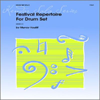 festival-repertoire-for-drum-set