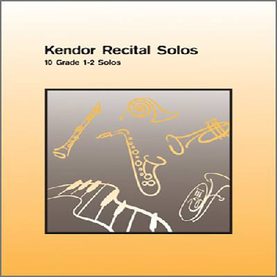kendor-recital-solos-clarinet-piano-accompaniment-book-only-