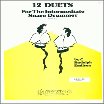 12-duets-for-the-intermediate-snare-drummer