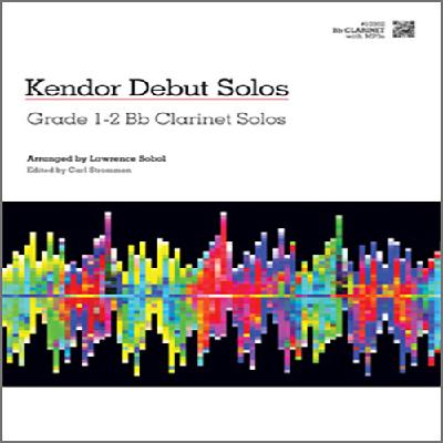 kendor-debut-solos-bb-clarinet