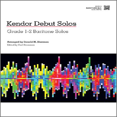 kendor-debut-solos-baritone-b-c-