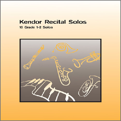 kendor-recital-solos-bb-trumpet-solo-book