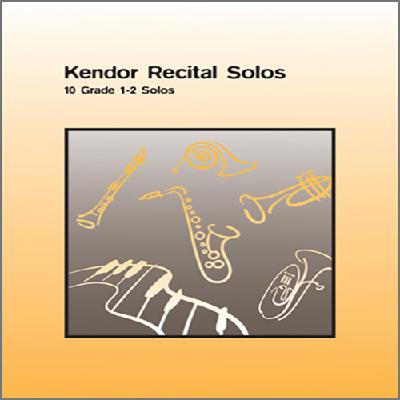 kendor-recital-solos-horn-in-f-piano-accompaniment, 11.99 EUR @ notenbuch-de