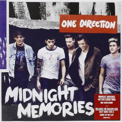 Midnight Memories One Direction