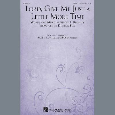lord-give-me-just-a-little-more-time