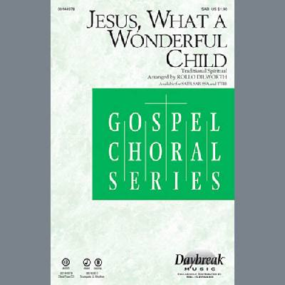 jesus-what-a-wonderful-child-arr-rollo-dilworth-