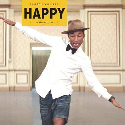 Happy (Arr. Paris Rutherford)