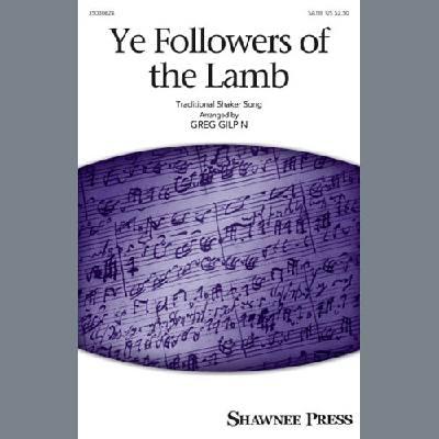 Ye Followers Of The Lamb (arr. Greg Gilpin) jetztbilligerkaufen
