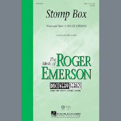 stomp-box
