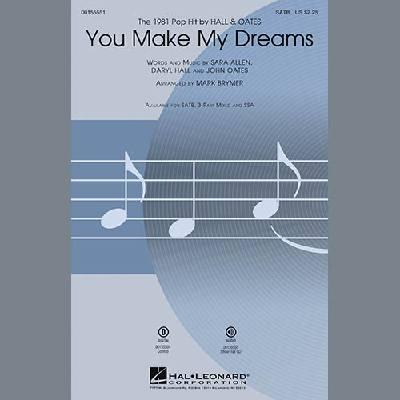 you-make-my-dreams-arr-mark-brymer-