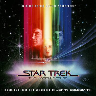 Star Trek The Motion Picture Jerry Goldsmith