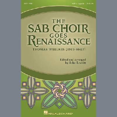 The SAB Choir Goes Renaissance John Leavitt