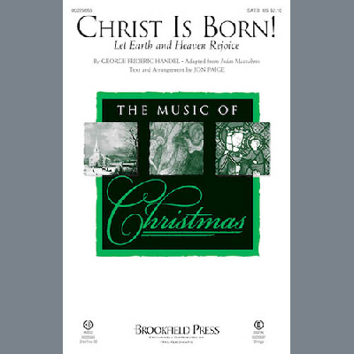 Christ Is Born! (Let Heaven And Earth Rejoice) ...