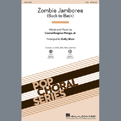Zombie Jamboree (Back To Back) Kirby Shaw