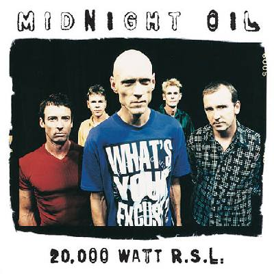 What Goes On Midnight Oil