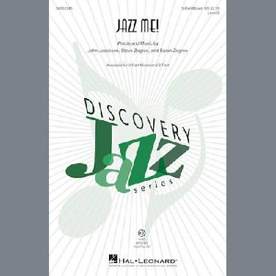 jazz-me-, 1.99 EUR @ notenbuch-de