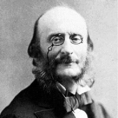 Barcarolle Jacques Offenbach