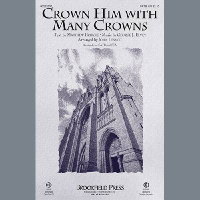 crown-him-with-many-crowns