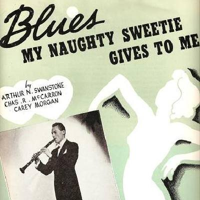 blues-my-naughty-sweetie-gives-to-me, 3.99 EUR @ notenbuch-de