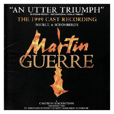 Live With Somebody You Love (from Martin Guerre)