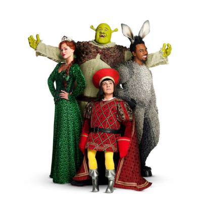 This Is How A Dream Comes True Shrek The Musical