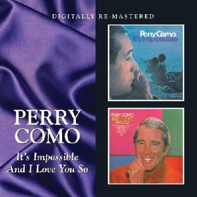 And I Love You So Perry Como