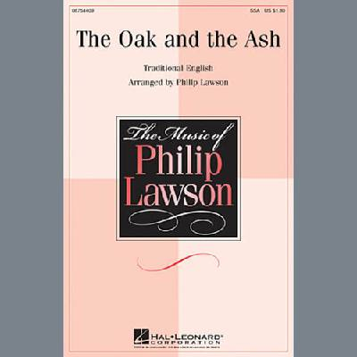 the-oak-and-the-ash-arr-philip-lawson-