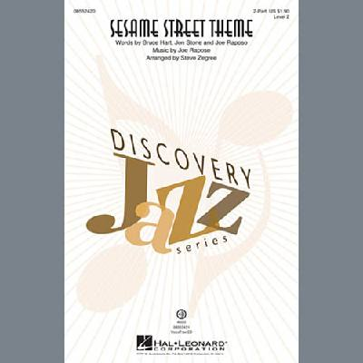 Sesame Street Theme (arr. Steve Zegree)