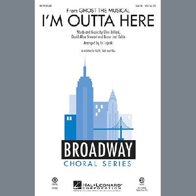 I´m Outta Here (from Ghost The Musical) (arr. E...