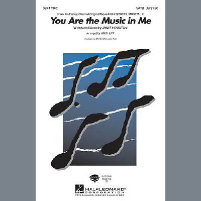 You Are The Music In Me (from High School Music...