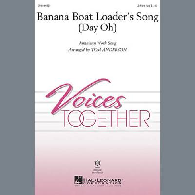 The Banana Boat Loader´s Song (arr. Tom Anderson)