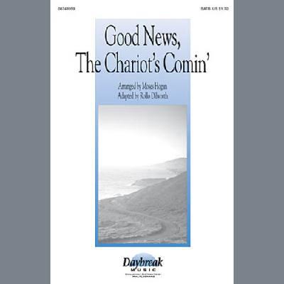 good-news-the-chariot-s-comin-arr-moses-hogan-
