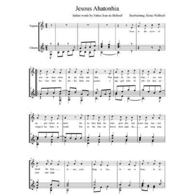 Weihnachtslieder Gesang.3 Weihnachtslieder