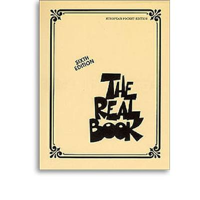 The real book 6th edition (pocket edition).
