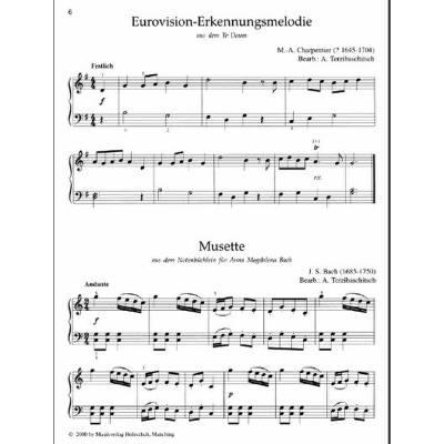 keyboardhits 1 100 der schnsten songs aus pop klassik gospel schlager und volkslied