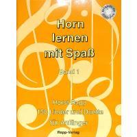 Horn lernen mit Spaß 1