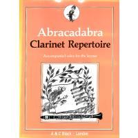 Abracadabra clarinet repertoire
