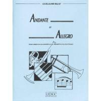 Andante + Allegro