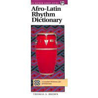 Afro Latin rhythm dictionary
