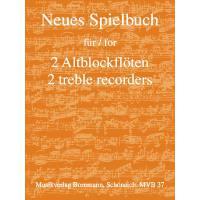 Neues Spielbuch für 2 Altblockflöten