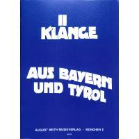 Klänge aus Bayern + Tirol