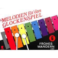 Melodien für das Glockenspiel 6