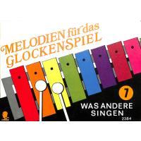 Melodien für das Glockenspiel 7