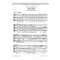 117 Psalm lobet den Herren /