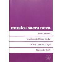 Messe Es-Dur (unvollendete Messe) (1908)
