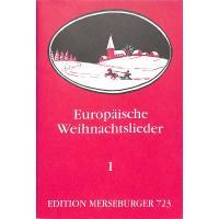 Europäische Weihnachtslieder 1