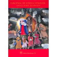Europäische Weihnachtslieder am Klavier