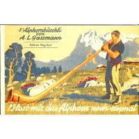 S' Alphornbüechli op 106 - Schule des Alphornspiels