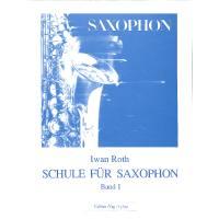 SCHULE FUER SAXOPHON 1