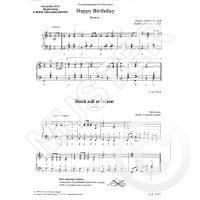Anlasslich 1 Geburtstagslieder Liederbuch